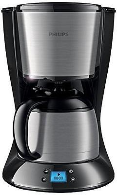 Philips Hd7479/20 Cafetière Daily Isotherme Programmabl