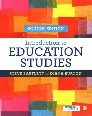 Introduction to Education Studies by Steve Bartlett 9781473919006