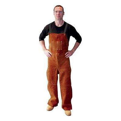 "Tillman  5300A 24"" x 54"" Split Leg Leather Apron"