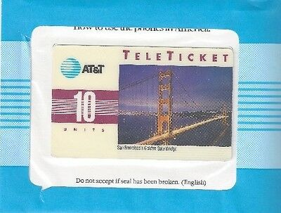 TK AT&T 10u San Francisco's Golden Gate Bridge (Group 3 = 'EN') English