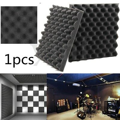1/6/12/24pcs Egg Acoustic Studio Music Foam Soundproofing Absorption Treatment