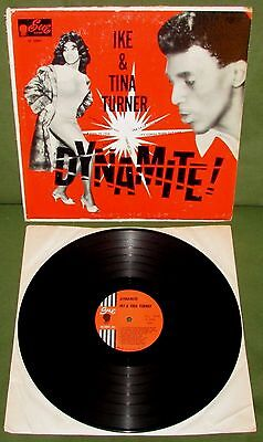 IKE & TINA TURNER Dynamite ORIG 1st US SUE 1962 NICE PLAYER