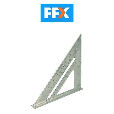 Silverline 734100 Aluminium Alloy Roofing Square 7""
