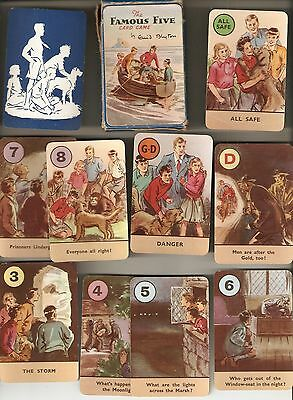 Original Pepys Series Famous Five Boxed Deck Of Playing Cards