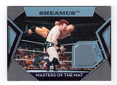 Sheamus2011 Topps Wwe Masters Of The Mat Relics