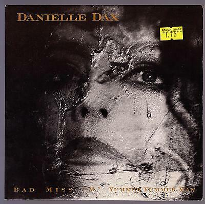 Danielle Dax Disco 45 Giri Yummer Yummer Man B/w Bad Miss M - Awesome R. Aor 3
