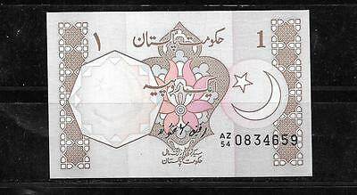 PAKISTAN #27g UNC MINT OLD RUPEE BANKNOTE PAPER MONEY CURRENCY BILL NOTE