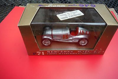 Brumm Serie Oro #r71 Mercedes W125 Coppa Vanderbilt 1938  In  Original Box
