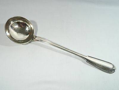 "Antique FRENCH .950 Sterling SILVER SOUP Punch LADLE 13 1/2"" C. MAHLER 241.4 Gr"
