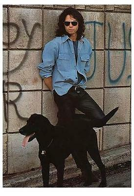 "Doors / The Doors Poster ""jim Morrison / Dog"""