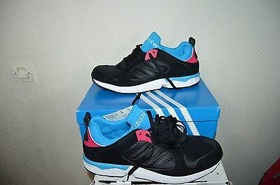 Chaussure Basket  Adidas Original Taille 48 Zx 5000 Shoes/zapatos Cuir Neuf