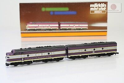 Z 1:220 Märklin 88604 USA Atlantic Coast Set Locomotive Marklin miniclub trains