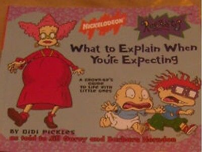 Rugrats #1 Nickelodeon.-What to Explain When You're Expecting: RRP - £4.99