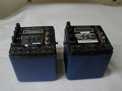 2 Radian Research Metronic RM-10-01 Portable Watthour Standard 4 post