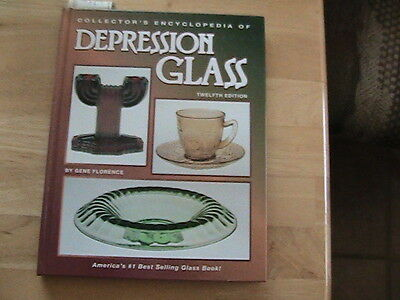 Collector's Encyclopedia of Depression Glass twelth edition