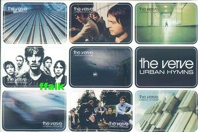 Stickers: THE VERVE Urban Hymns
