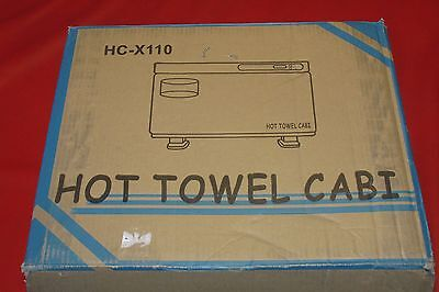 Elite Hot Towel Cabinet Mini HC-X110 NEW