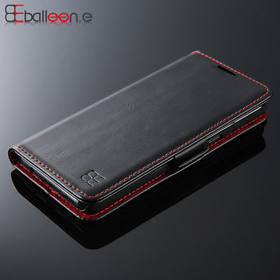 For Samsung S8 S9 Plus Note9 Shockproof Flip Card Slot Wallet Leather Case Cover
