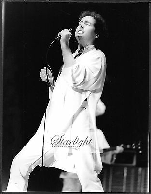 Paul Rodgers of Free The Firm Bad Company ORIGINAL 1980 Concert Press Photo