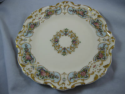 """Gorham Chateau Chantilly China Bread Butter 6-1/4"""" Plate NEVER USED, MINT"""