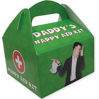 DADDY'S NAPPY AID KIT - New Dad Gift / Baby Shower Gift / New Parent Gift