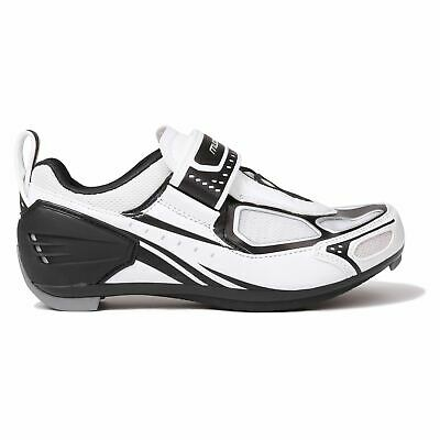 Muddyfox Kids TRI 100 Junior Cycling Hook and Loop Shoes Cycle Bicycle Sports
