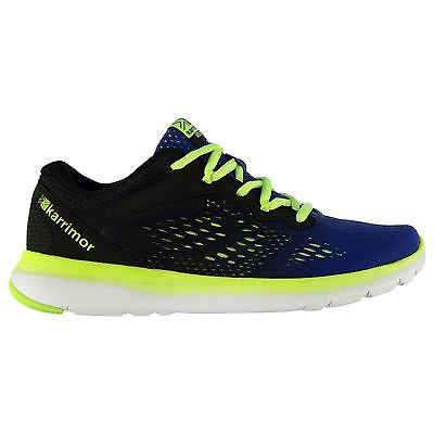 Karrimor Kids Velox Boys Running Lace Up Shoes Lightweight Textile Breathable