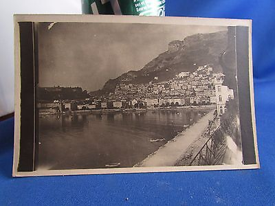 cpa photo salonique 1916 greece grece bord golf de mer  thessalonique