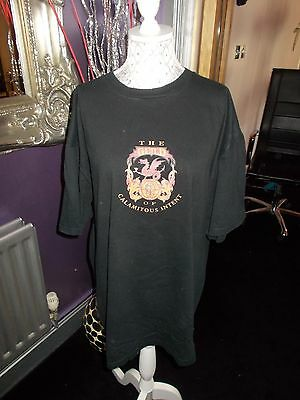 Mens Vintage The Guild Of Calamitous Intent  T Shirt G Con  Size 2Xl  Circa ?