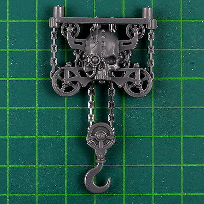 Sector Mechanicus Ferratonic Furnace Pulley Warhammer 40K Bitz 10009