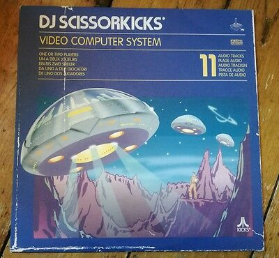 Dj Scissorkicks - Video Computer System 2Xlp Favrkicks1 Fused&bruised 1999 Vg+!