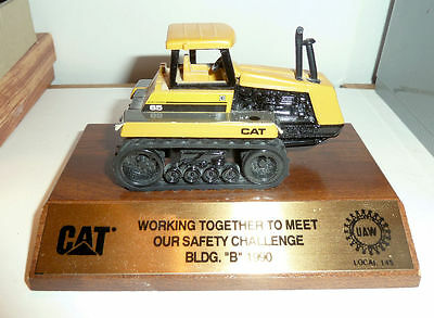 Safety Award AD Figure CATERPILLAR TRACTOR UAW 145 CAT Tractor Model
