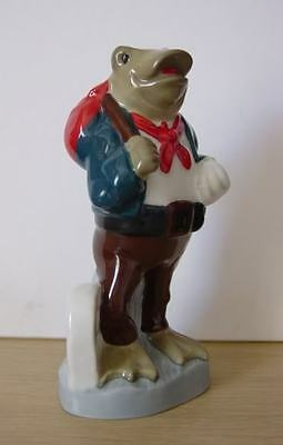 Limited Edition Wade Traveling Frog from theUK  Newark Fair 1998