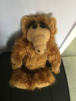 Alf Soft Toy - 1986 Alien Productions 18 INCHES TALL 👽