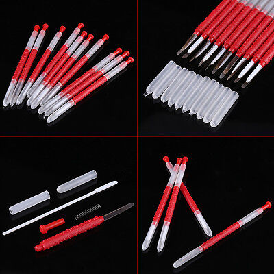 10pcs Bee keeping Retractable Type Head Grafting Tools for Rearing Queen Bee