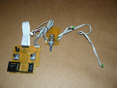 SECONDARY CONTROL BOARD for Sony TC-RX606ES cassette tape deck - parts