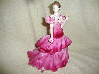 Coalport Exclusive Figurine Emma Jane  Excellent Condition