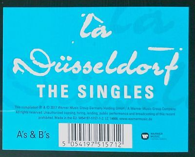 LA DUSSELDORF - THE SINGLES A's and B's - Sealed MINT - Krautrock - RSD 2017