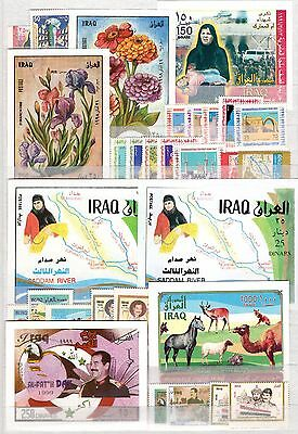 A24888/ Irak Iraq – 1965 / 2001 Collection Neuve / Mint Mnh 267 €