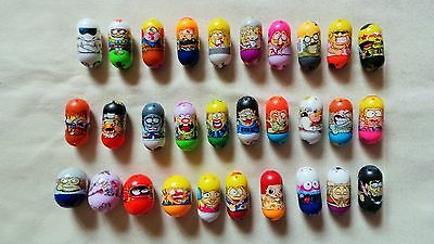35 Mighty Beanz (Lot 1)