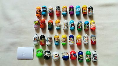 35 Mighty Beanz (Lot 2)