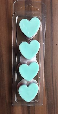handmade bath bomb in heart  approx 40g choice of scent lovely gift/treat/travel