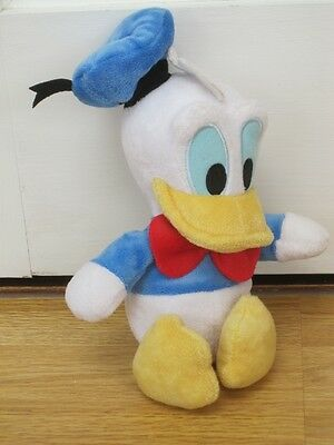 "Donald Duck 9"" Plush Disney Soft Toy By Posh Paws"