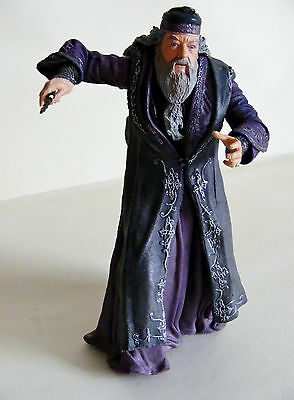 Harry Potter Loose NECA Figure Dumbledore & Wand from the Order of the Phoenix