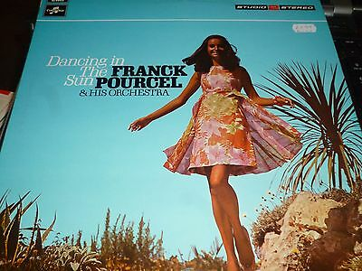 Franck Pourcel & His Orchestra Dancing in the sun Vinyl LP TWO329 13/2