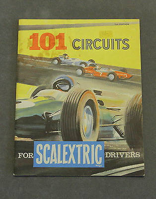 Vintage Tri-ang 101 Circuits For SCALEXTRIC Drivers (2nd Edition) C507