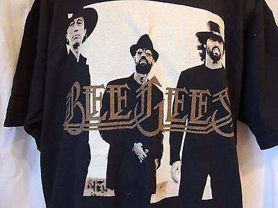 Bee Gees One Night Only Concert T-Shirt Las Vegas 1997 XL