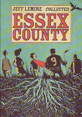 Essex County Collected trade  paperback Jeff Lemire Sweet Tooth