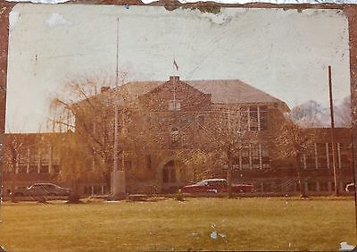 Antique 1908 Red Brick From McCammon School McCammon Idaho Demolished 1975