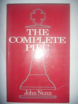 CHESS ECHECS: The Complete Pirc, 1994, BE